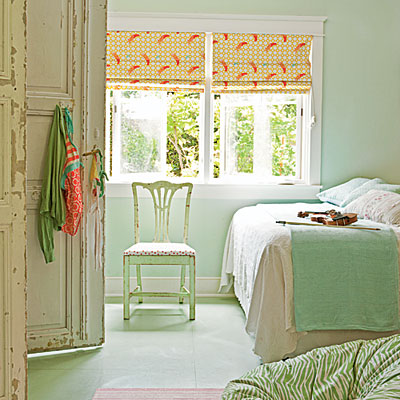 Mint Green Rooms take 5: decorating with mint green - the cottage market