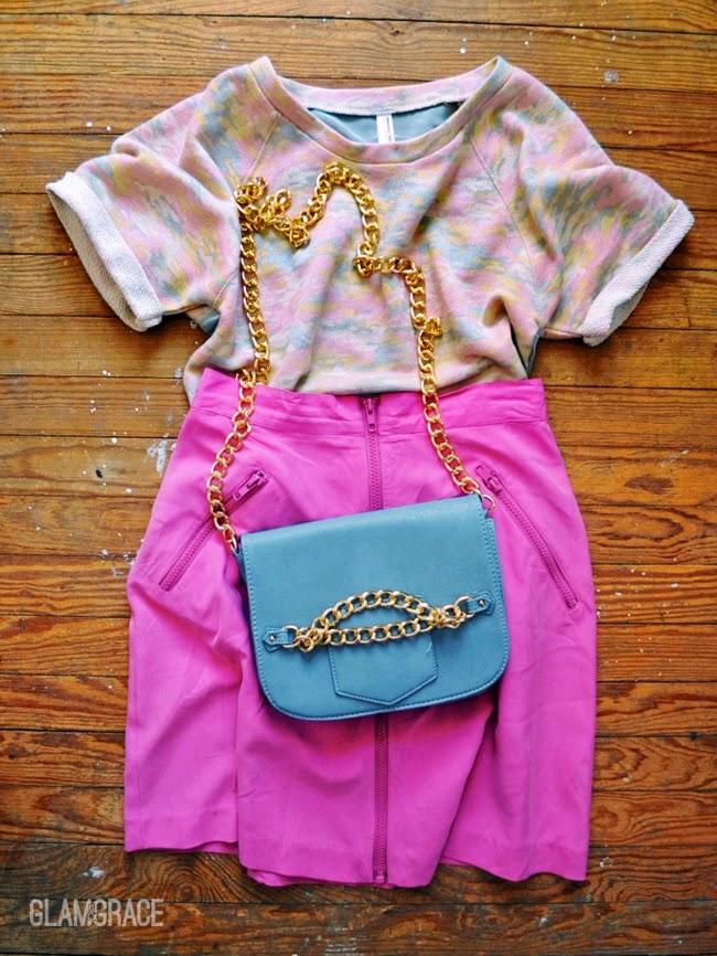 gorgeous OOTD Ohio fashion blogger & boutique