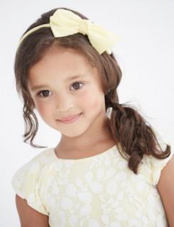 peinados para niñas faciles, buscar peinados lindos de niñas, peinados de niña con accesorios