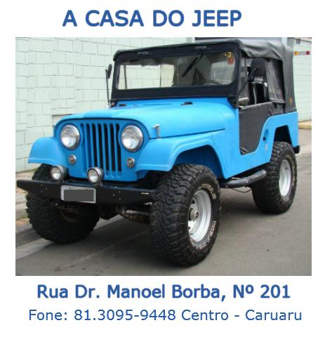 A Casa do Jeep