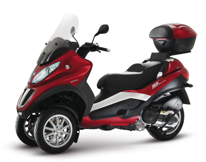 2012 piaggio mp3 touring 400 ie motorbike reviews. Black Bedroom Furniture Sets. Home Design Ideas