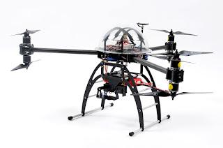 5 Jenis Drone Yang Paling Banyak Digunakan