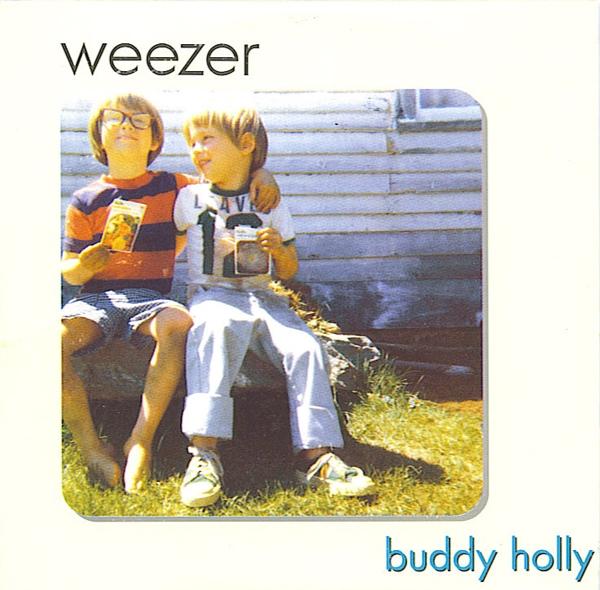 Copertina Weezer - Buddy Holly
