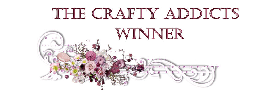 Winner - The Crafty Addicts