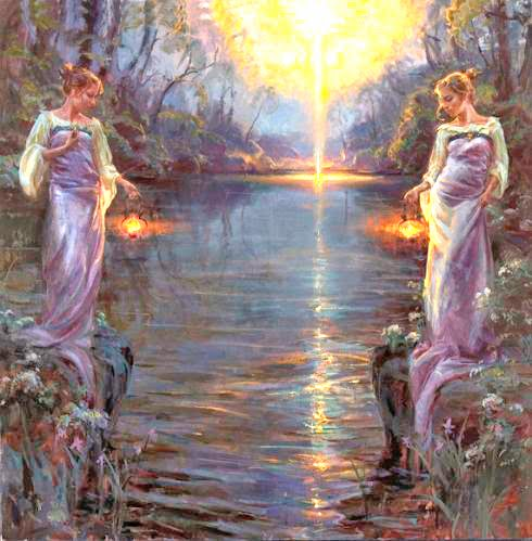 """The Passage"" by Daniel Gerhartz"