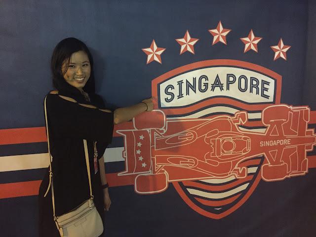 singapore f1 2015 amanda teoh foong