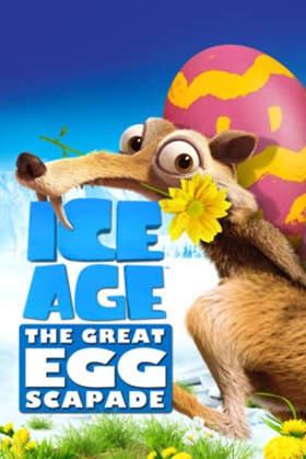 La Era de Hielo: El gran huevo aventura