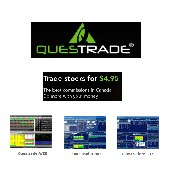 Questrade forex spreads