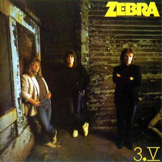 Zebra - 3.V (1986)