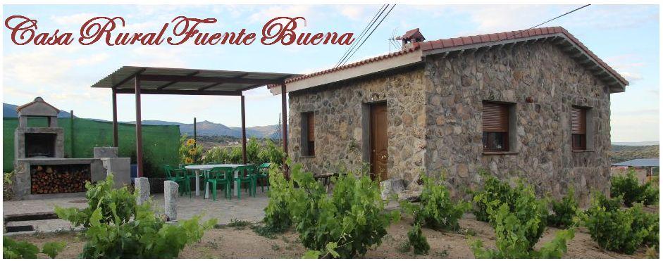 Casa Rural Fuente Buena Burgohondo