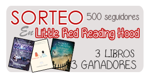 Sorteo en Little Rad Reading Hood