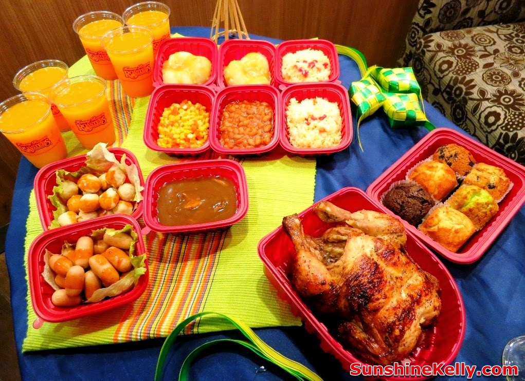 marketing kenny rogers roaster malaysia Kenny rogers roasters is offering: - ta-pau classic choice meal for 2 pax for rm2000 (max 4 meals per guest limited to 40 meals per da.