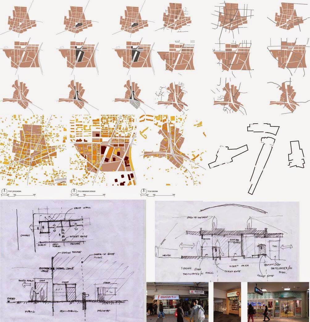 Railway station design thesis