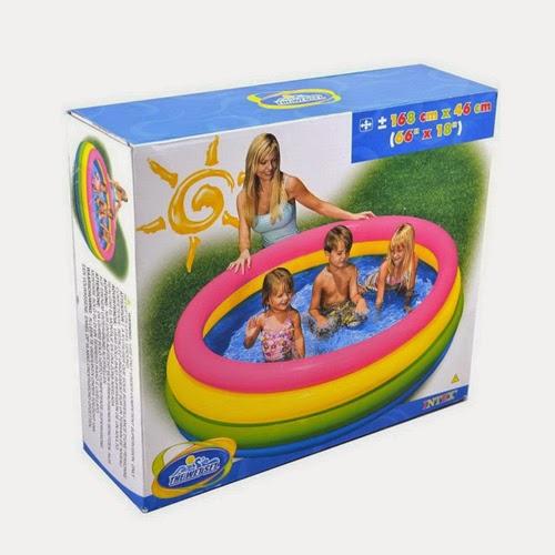 Bán bể bơi phao giá rẻ Intex 56441