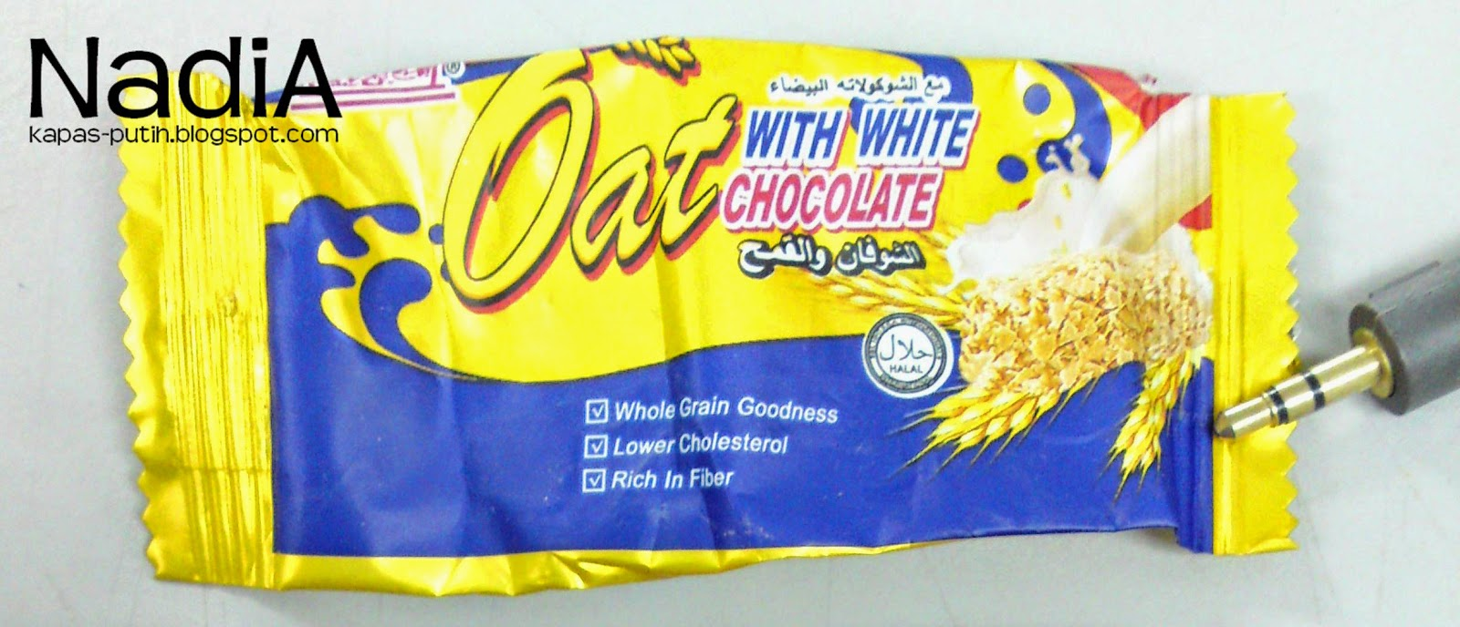 Oat With White Chocolate Penang