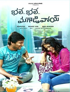 Watch Bale Bale Magadivoy (2015) DVDScr Telugu Full Movie Watch Online Free Download