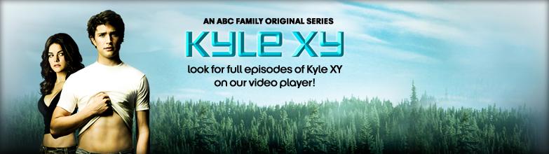 Trọn bộ Kyle Bí Ẩn: Kyle XY