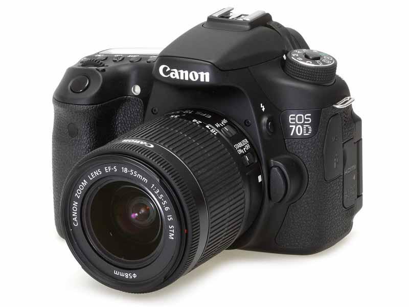 Harga dan Spesifikasi Kamera Canon EOS 70D