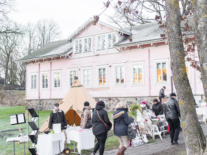 gamla malmens julmarknad