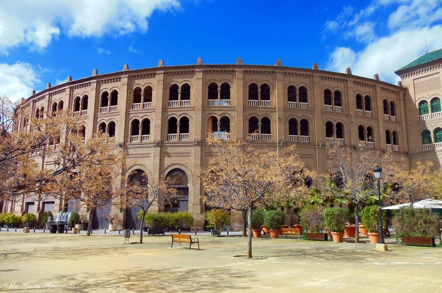 Me gusta granada plaza de toros de granada for La casa de granada en madrid