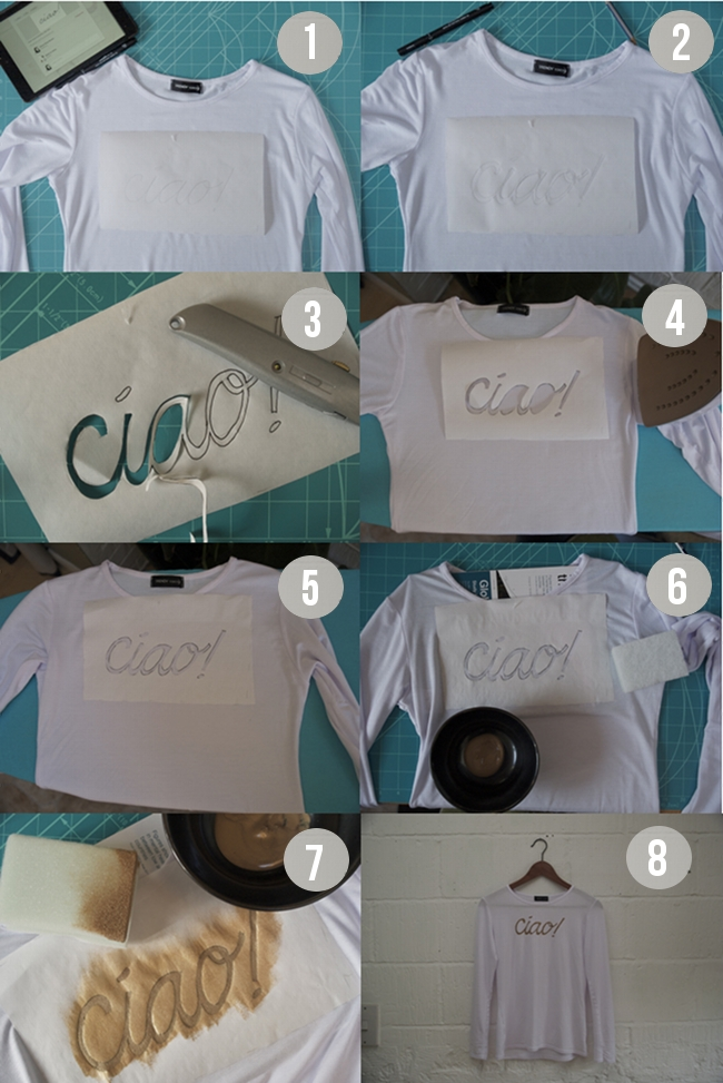 Print your own top via Randomly Happy