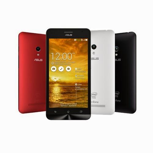 ASUS ZenFone Smartphone Android Terbaik di indonesia