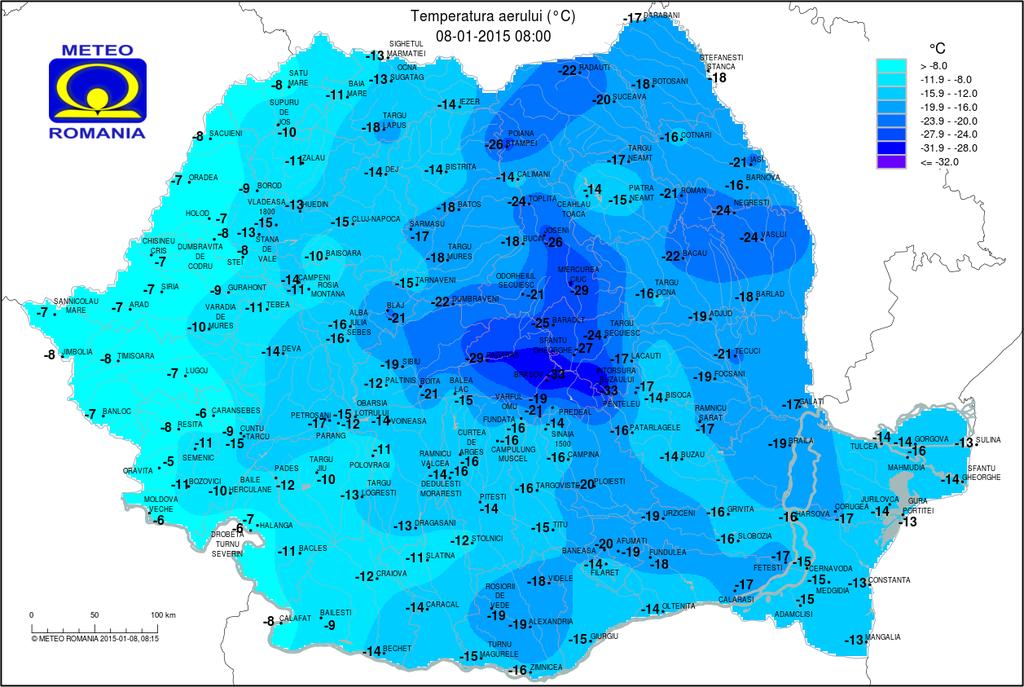 Erdély, Brassó, Románia, időjárás, fagy, tél, Bodzaforduló, Székelyföld,