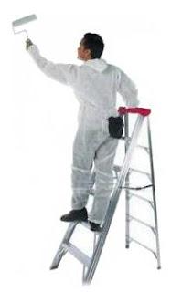 Cuidado con la escalera ferjuca blog for Escalera pintor