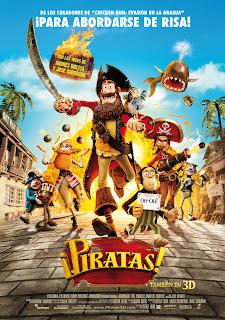 ¡Piratas! (2012)