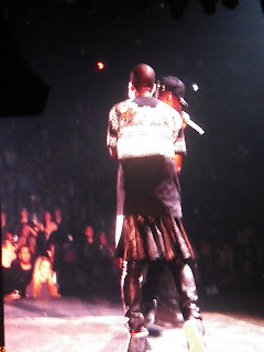 kanye west givenchy skirt watch the throne fashion
