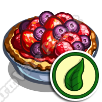 FarmVille Berry Burst Pie