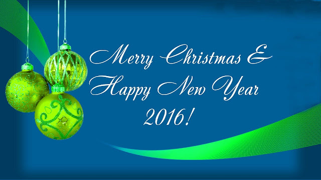 Christmas With New Year Wallpapers 2016