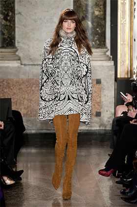 اتجاهات الموضة - أحدث إتجاهات الموضة لخريف 2014