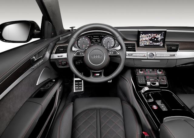 Novo Audi S8 Plus