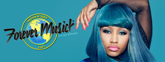 nicki minaj super bass video stills. nicki minaj super bass album.