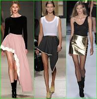 Was soll ich anziehen um schlanker zu wirken