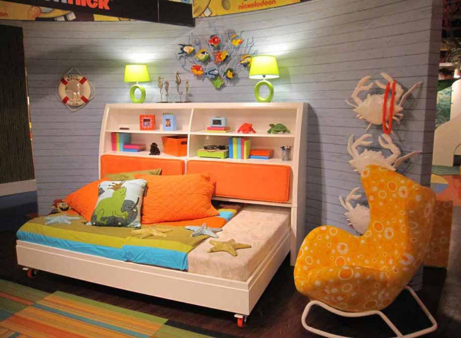 18 desain keren kamar tidur anak yang menakjubkan