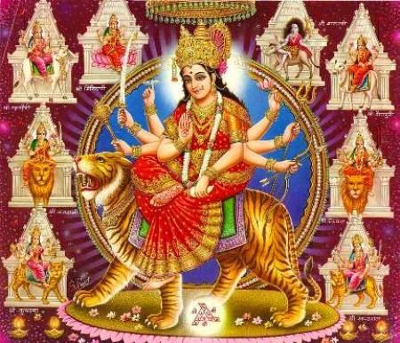 Mbhajan :: Download Hindi Mp3 Bhajan Hymn: Maa Durga Bhajan Hymn by ...