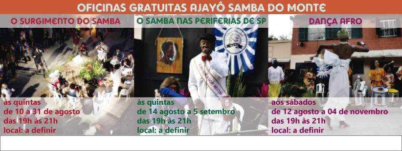 Projeto Comunidade Samba do Monte