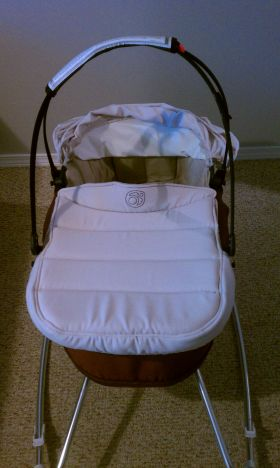 Bassinet Cradle G24