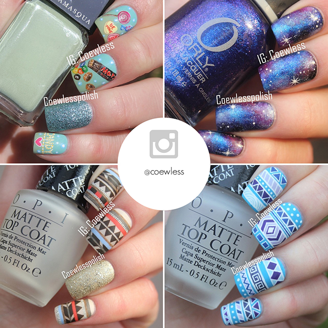 Instagram Nail Art Accounts You Need To Follow 2 The Nailasaurus