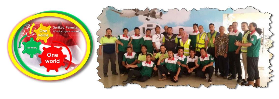 Serikat Pekerja Linfox Logistik Indonesia