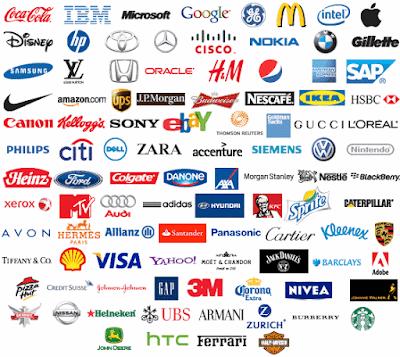psikologi warna logo