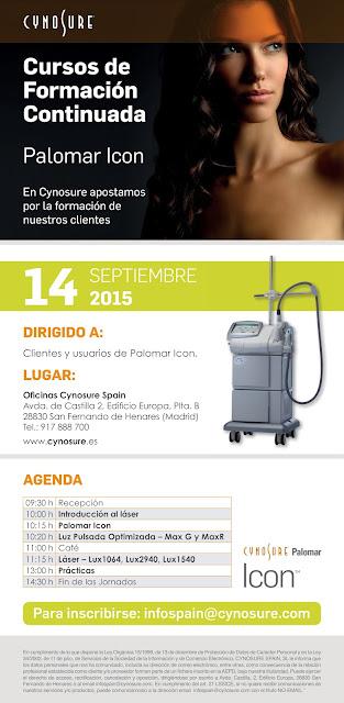 2015-09-14-curso-formacion-Laser-Icon-Cynosure-Spain