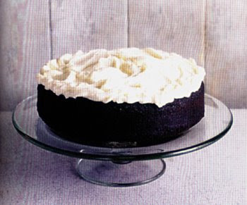 Sweet Chocolate Guinness Cake