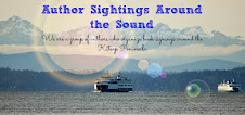 Author Sightings Around the Sound