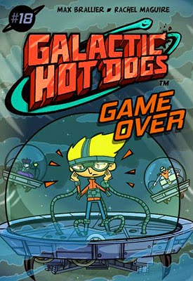 Galactic Hot Dogs: Chapter 18 cover
