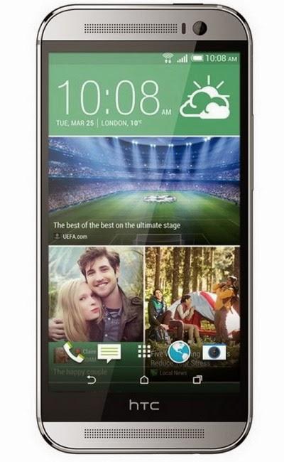 HTC One M8 Terbaru
