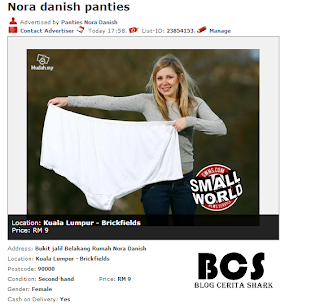 panties nora danish