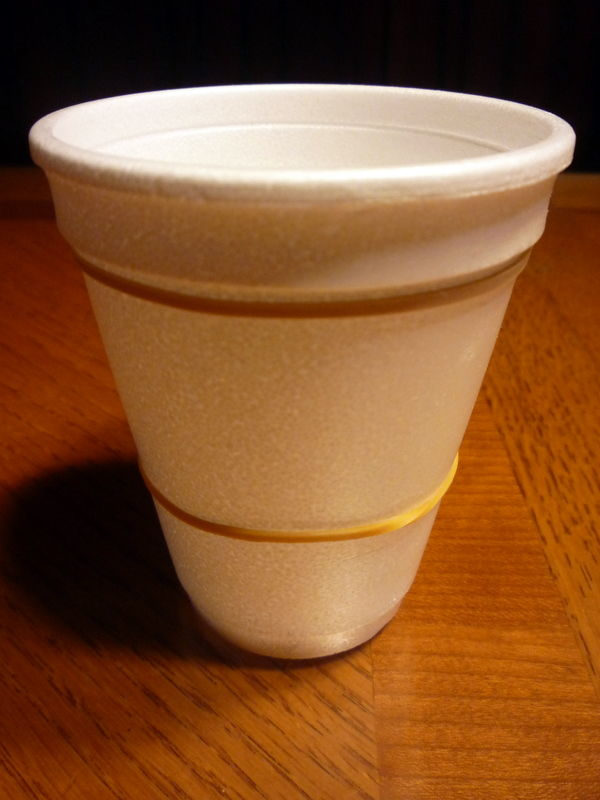 Kreasi Unik dari Styrofoam Bekas